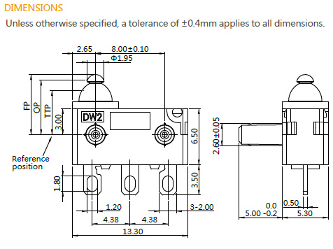 1341352 furthermore Telephone Plugs And Jacks moreover  moreover 0334101 likewise Listbody. on slide switch datasheet